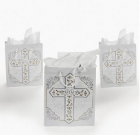 Religious Cross Gift Bag